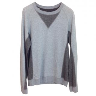 Marc by Marc Jacobs double grey sweater