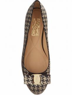 Salvatore Ferragamo Varina Cool sequin pumps