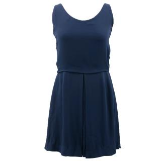 Chloe Blue Mini Dress