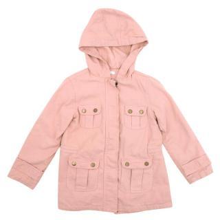 Marie Chantal Pink Coat