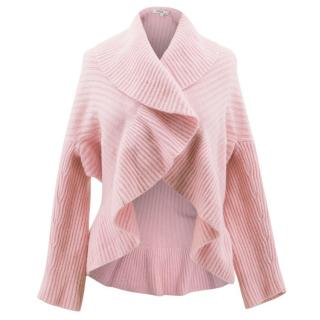 Allure Cashmere Pink Cardigan