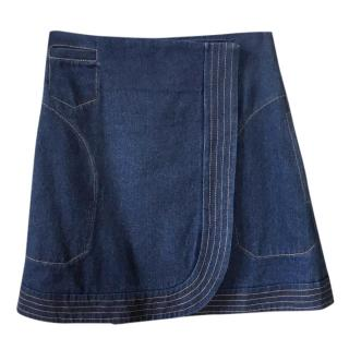 Karen Walker Denim Skirt