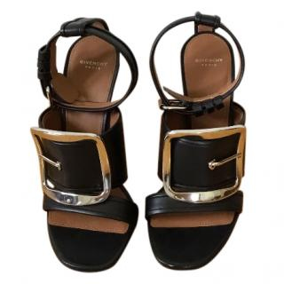 Givenchy Buckle Shoes