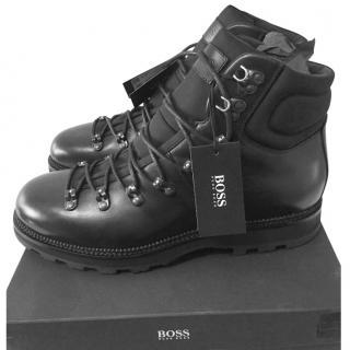 Hugo Boss Hiking Boots