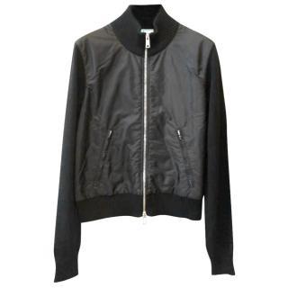 Prada black wool jacket