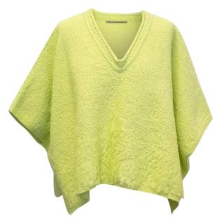 Ermanno Scervino Green Top