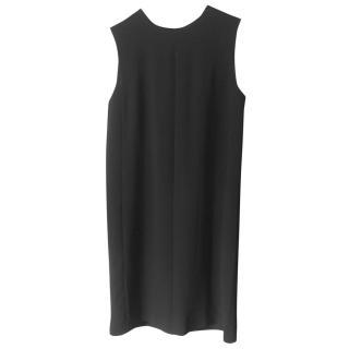 Vince Black crepe dress