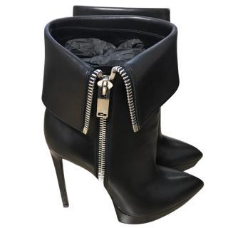 Saint Laurent Zip Boots