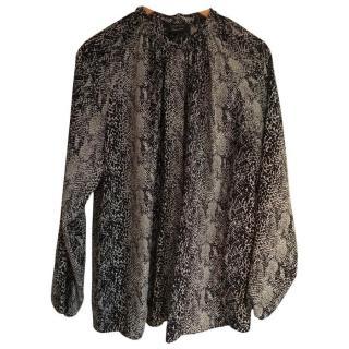 Lanvin Silk Blouse