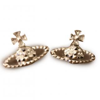 Vivienne Westwood stud earrings