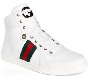 Gucci High Top Sneakers Trainers
