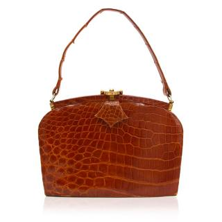 Bespoke Crocodile Bag