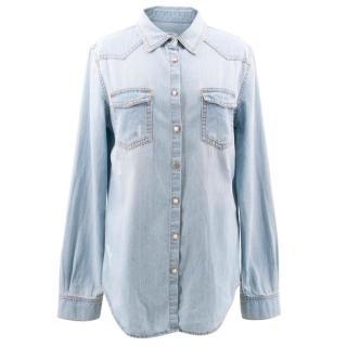 Equipment Denim Shirt