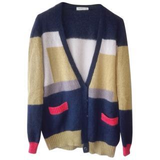 See By Chloe multicolour wool cardigan