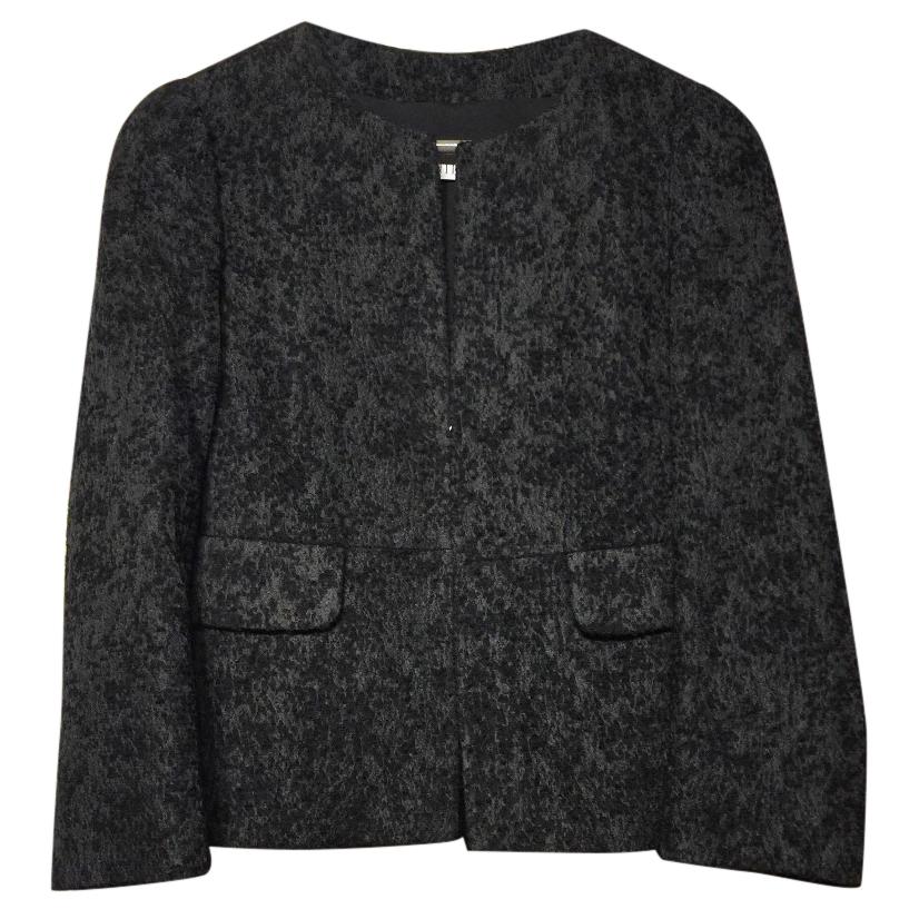 Red Valentino Black Jacket