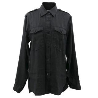 Isabel Marant Etoile Black Shirt