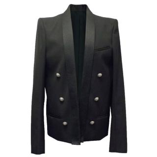 Balmain Black Blazer Jacket