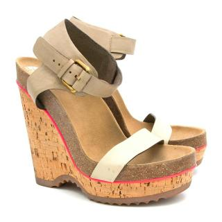 Stella McCartney Wedges