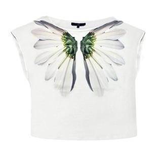 Tibi  Floral Motif Blouse