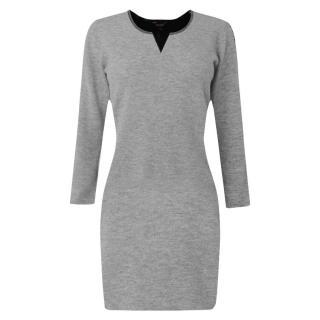 Kova&T Grey Long Sleeved Dress