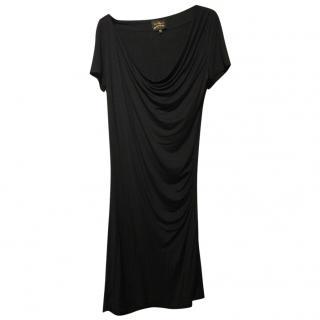 Vivienne Westwood Mid-Length Black Dress
