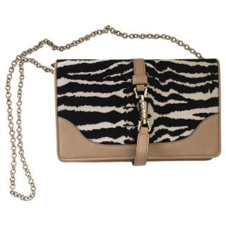 Gucci Zebra Skin Bag