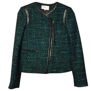 Sandro Tweed Jacket