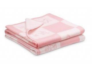 Hermes baby blanket
