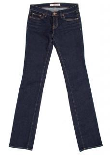 J Brand Dark Wash Cigarette Jeans