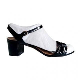 Fratelli Rossetti Block Heel Sandals