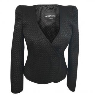 Emporio Armani Black Jacket