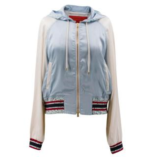 Tommy Hilfiger Collection Pattern Bomber