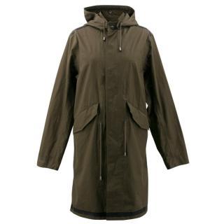 Ventile Green Coat