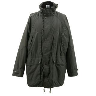 Beretta Sport Green Coat