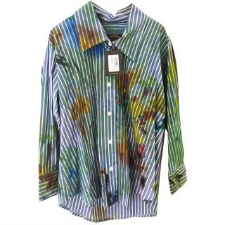 Vivienne Westwood Art Lovers Oversized Dryad Shirt
