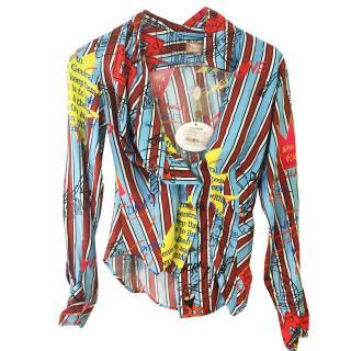 Vivienne Westwood Anti Fracking Alcoholic Shirt