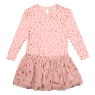 Stella McCartney Pink Star Dress