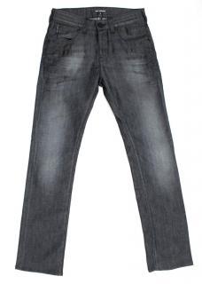 Karl Lagerfeld Grey Wash Jeans