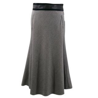 Chloe Wool Skirt