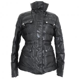 Belstaff Black Down Jacket