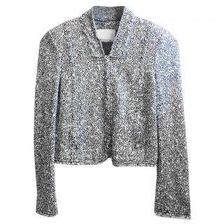 Rebecca Taylor Stretch Boucle Jacket