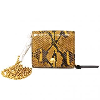 Mulberry Clifton Chain Purse