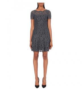 DVF Cotton-Blend Dress