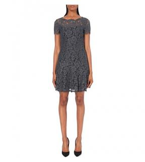DVF Cotton-Blend Dress
