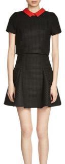Maje Black Dress