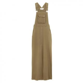 See By Chloe Kaki Maxi Dress