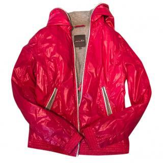 Duvetina fischia hoodie  jacket
