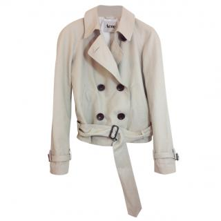 Acne Trench Jacket