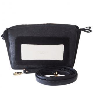Aspinal New Black Clutch & Cross Body Bag