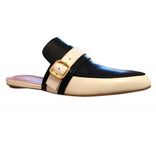 Marni leather flats